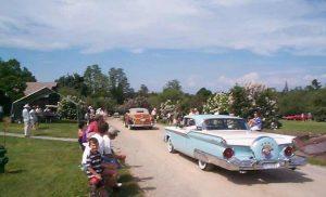 Vermont car show