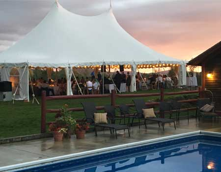 Wedding-tent-at-dusk